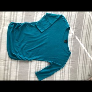 Ann Taylor 3/4 sleeve top